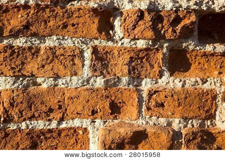 close up photo of old brick wall