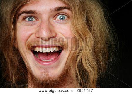 Cheery Man