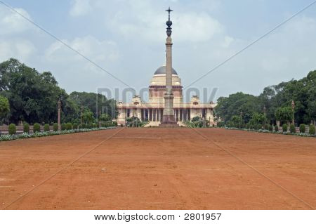 Home To The President Of India
