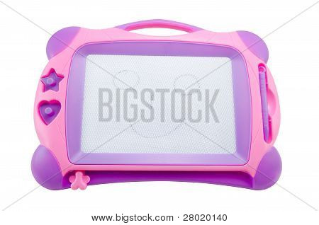 Children's Magnetic Tablet For Drawing