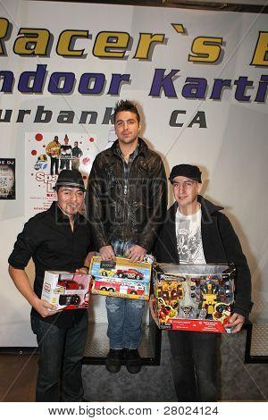 2011 Spark of Love Toy Drive Hosted by Kiowa Gordan