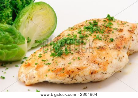 Gourmet Chicken Breast
