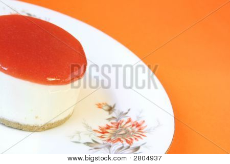 Guava Cheesecake - 1