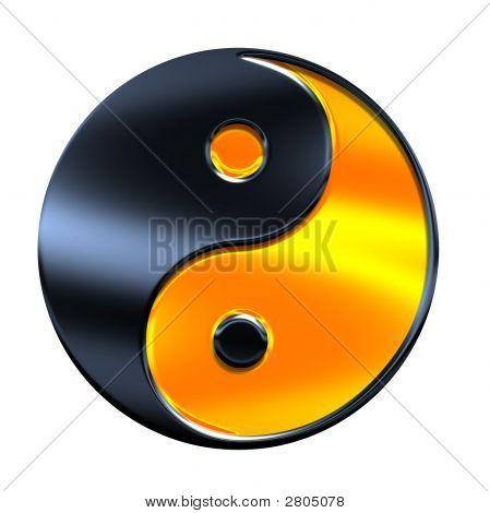 Yin-Yang Symbol