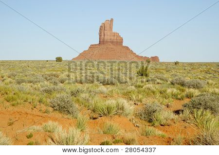 Big Chief butte