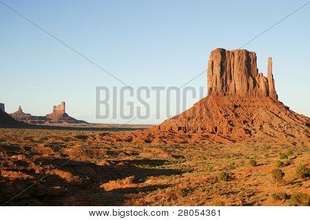 West Mitten Butte