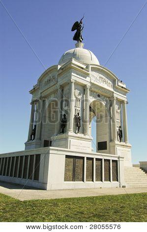 gettysburg pennsylvania memorial