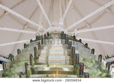 Point Bonita Light fresnel lens