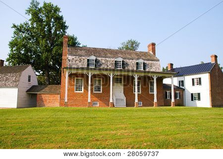 Thomas Stone National Historic Site  house