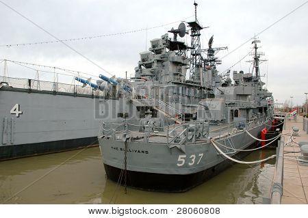 USS The Sullivans