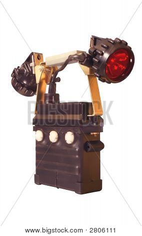Storage Torch For Miner And Lifeguards