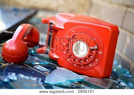 Abandoned Phone