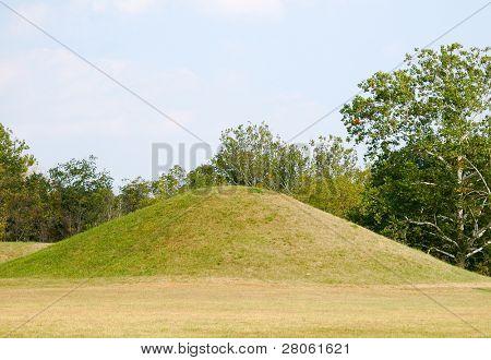 Montículos indios nativos americanos Hopewell cultura National Historical Park