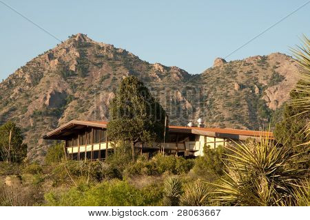 Big Bend National Park lodge