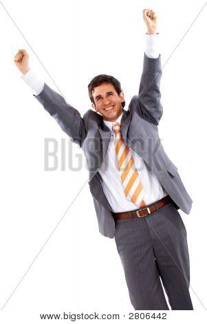 Business Man - Success