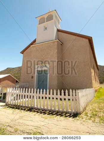 San Juan Mission Church (La Iglesia de San Juan Bautista)