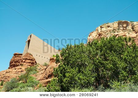 Sedona, Chapel of Holy Cross