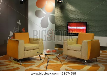innere tv studio