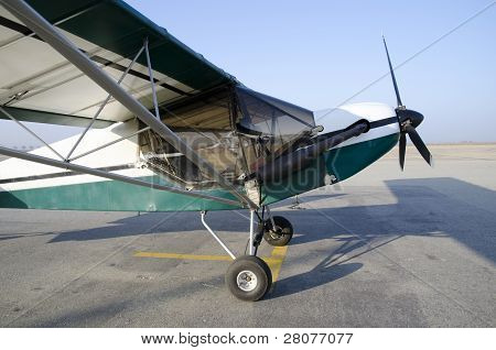 Ultralight Aircraft