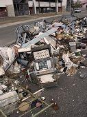 image of katrina  - Aftermath of Katrina Biloxi MS - JPG