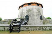 stock photo of martello  - Murney Tower - JPG