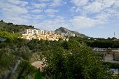 image of matinee  - malaga mountains, slopes to the north of the city,