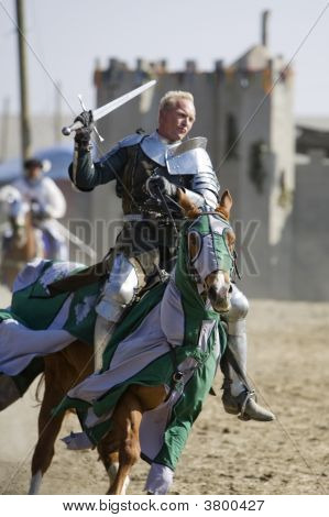 Renaissance Pleasure Faire - Sir William