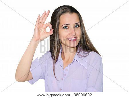 Gesture O'key