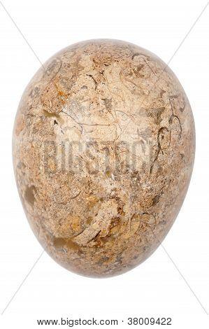 Huevo de piedra