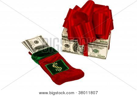 Two Ways to get Money at Christmas Time