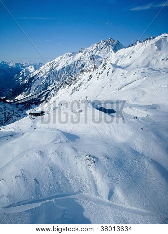 Winter in Alps