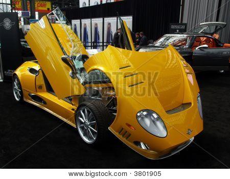 The Nyc International Auto Show