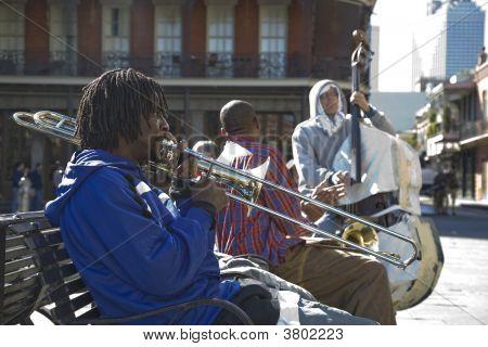 Jackson Square Band