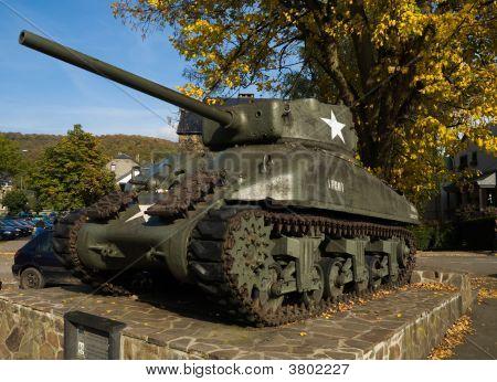 Tank In La Roche