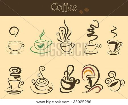 Coffee Cup Set