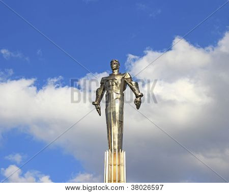 Monument to Gagarin