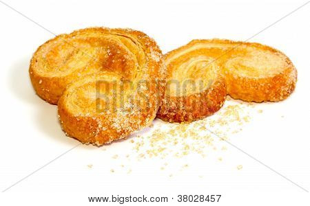 Palmera (palmier) Sweet Puff Pastry