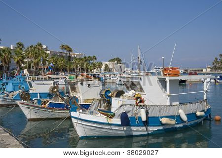 Harbor on Kos