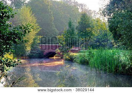 The Old Brick Bridge