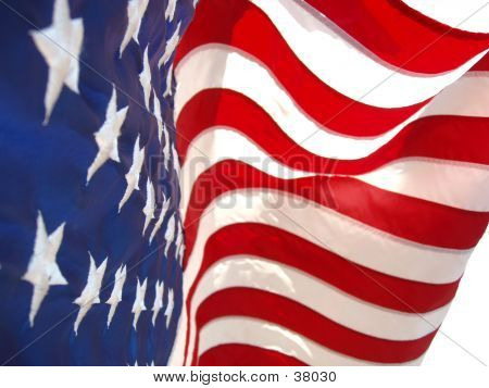 Flag Dancing