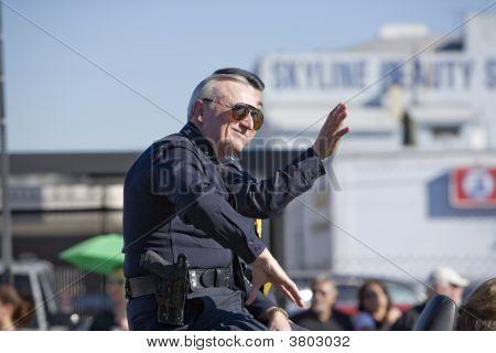 Chinese New Year Parade Chief Bratton