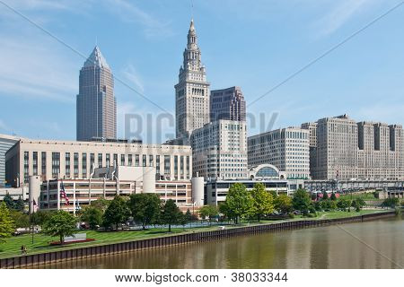 Cleveland Across The River