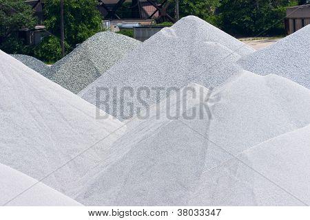 Aggregat material