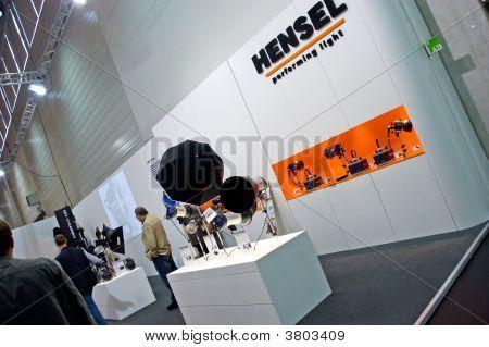 Hensel At Photokina 2008