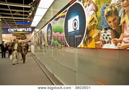 Olympus At Photokina 2008 Interior
