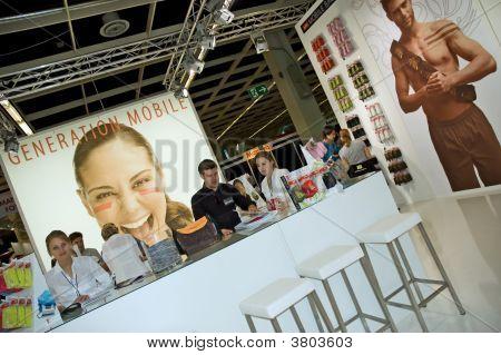 Interior Shop Photokina 2008