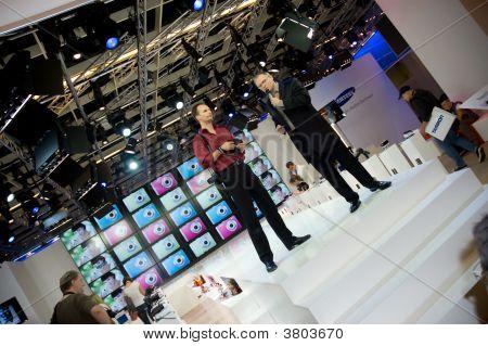 Samsung fotógrafo profesional de Photokina 2008