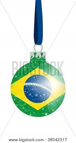 Christmas ball - Brazil