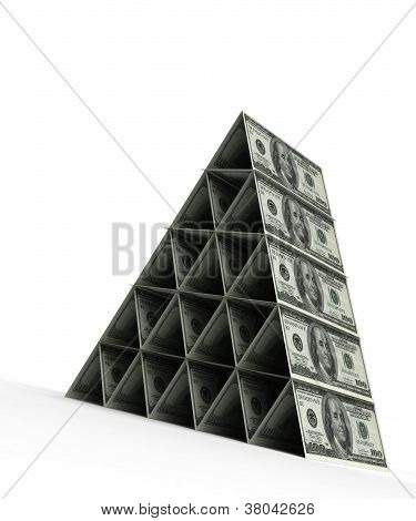 Money Pyramid (dollar)
