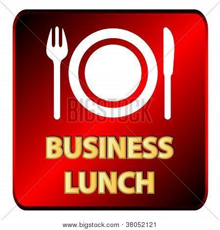 Almoço de negócios